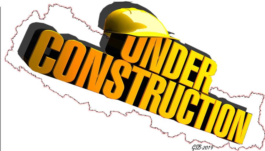Nepal Under Construction